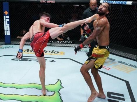 ¡Chile vuele al UFC! Bahamondes tiene rival y fecha para su regreso