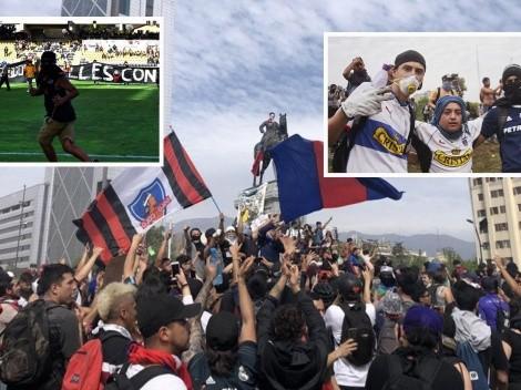 El triste y feliz legado del 18-O al fútbol chileno