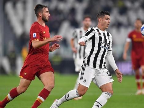 Con gol de Kean, la Juve vence a la Roma de Mou y recupera terreno