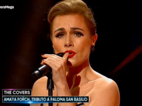 Amaya Forch regresa a The Covers tras sorpresiva eliminación
