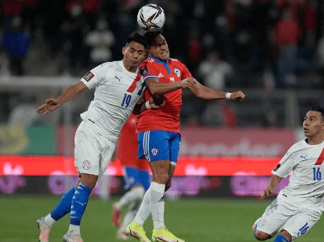 """Ex Colo Colo le hace """"tapita"""" a la selección paraguaya"""