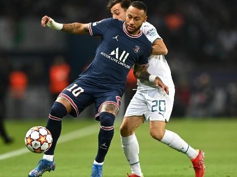 Sin tridente contra RB Leipzig: Neymar es baja en PSG