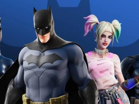 Personajes de DC Comics vuelven a la tienda de Fortnite