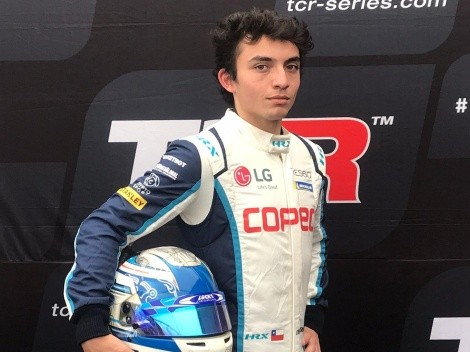 Nico Pino suma otro podio con miras a la European Le Mans Series