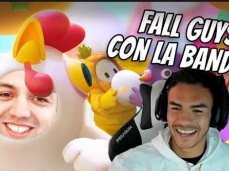 Gabriel Suazo estrena su canal de juegos en Youtube