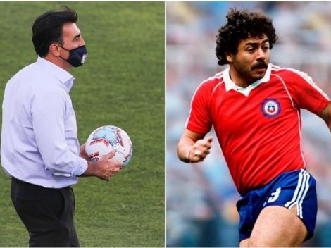 """Caszely: """"Están presionando a Quinteros para ir a La Roja"""""""