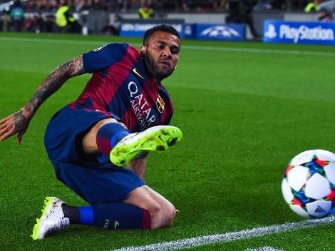 Koeman está sin idea del posible regreso de Alves