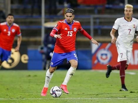 Tudor lamenta lesión de Charles y pide a Diego Valdés de titular