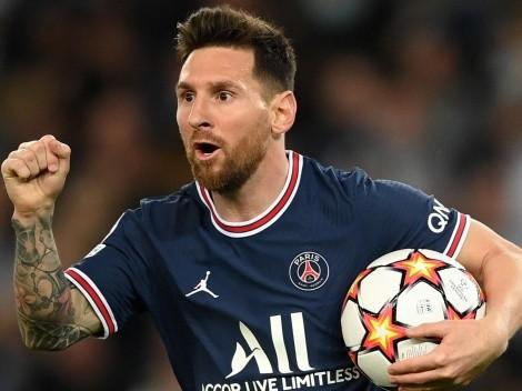 Salvador del PSG: Así fue el doblete de Messi para el PSG