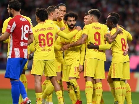 Liverpool le gana un partidazo a Atlético con show de Salah