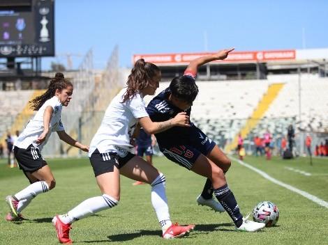 La U femenina en divertida sesión de fotos para la Libertadores