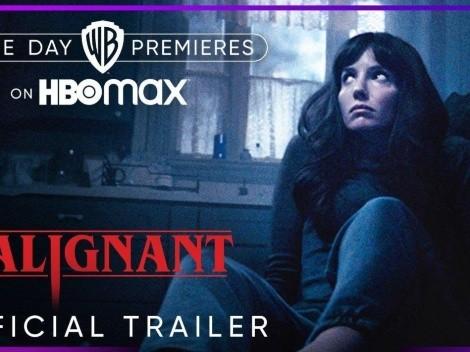 ¿Dónde ver la película Malignant y de qué se trata?