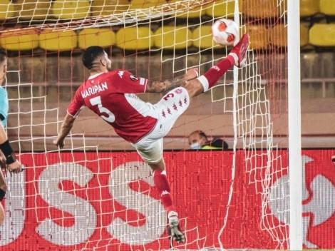 ¿Cuándo y a qué hora juega PSV vs el Mónaco de Maripán por Europa League?