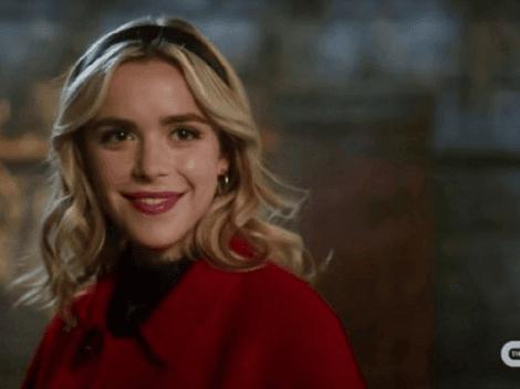 Riverdale   ¡Ya están las primeras imágenes de la llegada de Sabrina!