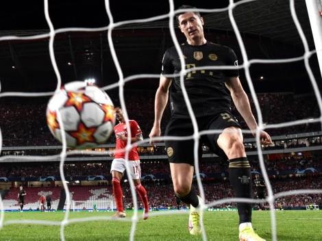 Goleada del Bayern ante Benfica: joyita de Sané incluida