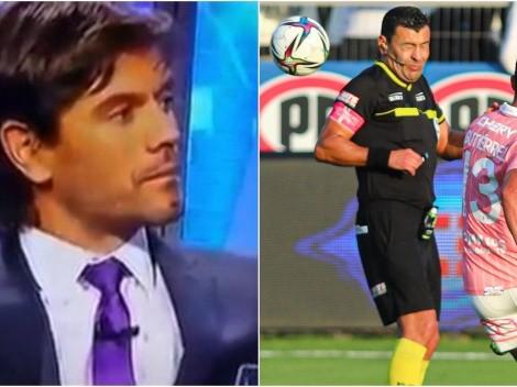 Villanueva vuelve a perder la paciencia con Tobar