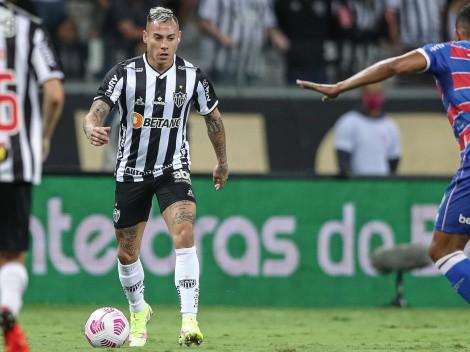 ¡Volvió Vargas! Triunfo del Mineiro en semifinales de Copa de Brasil