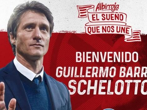 Oficial: Barros Schelotto a Paraguay y debutará ante Chile