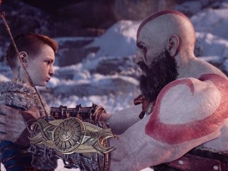 God of War llega a PC con versión mejorada