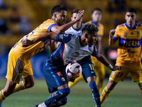 Horario: América recibe al Tigres del Piojo Herrera en el Estadio Azteca