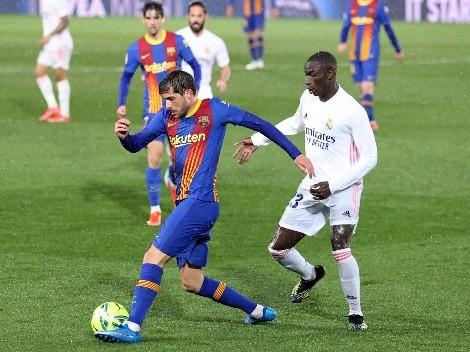¿Cuándo juegan Barcelona vs Real Madrid el Clásico?