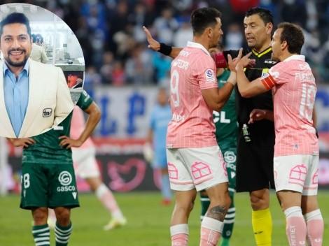 """Herrera: """"No recuerdo un arbitraje tan malo de Tobar"""""""