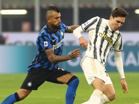 ¿Cuándo juegan Inter vs Juventus por el Derbi?