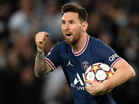 ¿Cuándo juega el Marsella de Sampaoli contra el PSG de Lionel Messi?