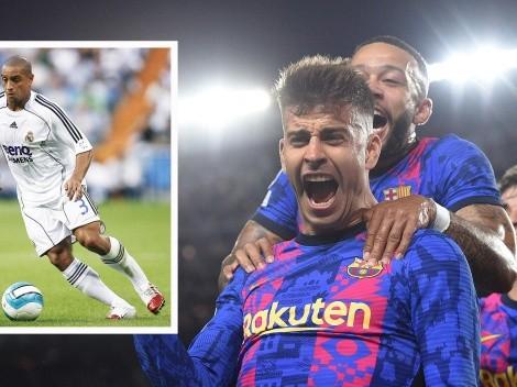 Piqué se convierte en el defensa más goleador en la historia de Champions