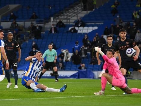 Horario: Manchester City visita al Brighton intentando acercarse a la cima
