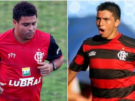 """""""No puedo creer que entrené con Ronaldo y no lo reconociera"""""""