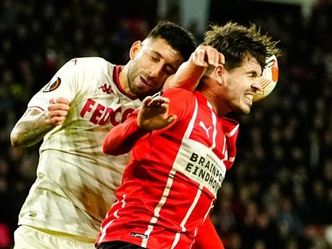 Mónaco y Maripán se toman la punta en la Europa League