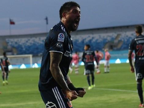 El VAR anula ajustado gol de la U ante Palestino que Arias gritó con todo