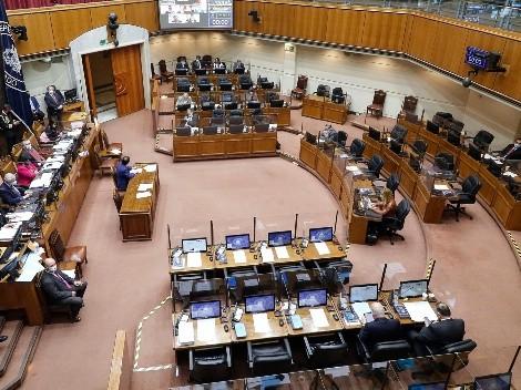 ¿En qué regiones hay que votar por senadores en noviembre?