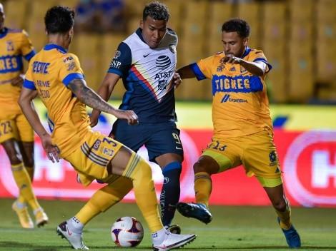 América y Tigres animan un partidazo por la fecha 15 de la Liga MX