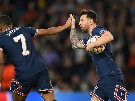 Horario: Messi se reencuentra con Sampaoli en la Ligue 1