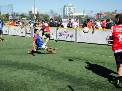 Red Bull Neymar Jr's Five llega a Antofagasta