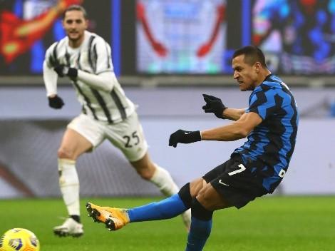 Horario: Inter y Juventus animan el Derbi de Italia en el Calcio
