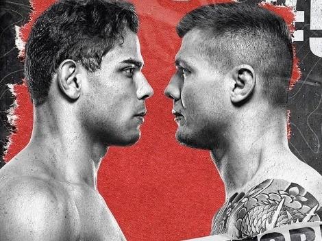 Paulo Costa y Marvin Vettori animan el evento central de UFC Vegas 41: Hora y TV