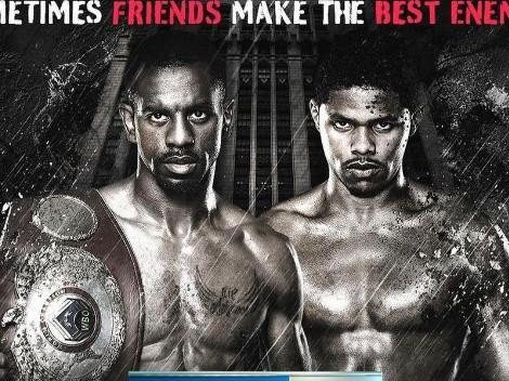 Boxeo: Jamel Herring y Shakur Stevenson se miden por el título Súper pluma de la OMB