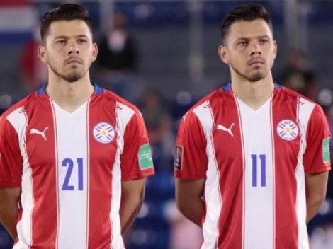 Los hermanos Romero son la gran duda de Paraguay contra Chile