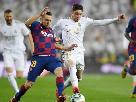 El Clásico de España se toma La Liga con Barcelona y el Real Madrid