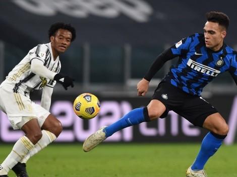 El favorito para Inter de Milán vs Juventus