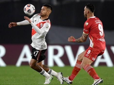 River buscará seguir sumando triunfos ante Argentinos Jrs: Hora y TV