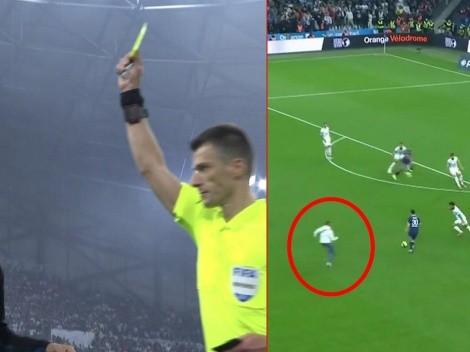 Un expulsado, Sampaoli amonestado y fanático evita ataque de Messi