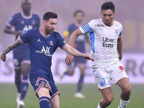 """Sampaoli cuenta saludo con Messi: """"Éramos rivales"""""""
