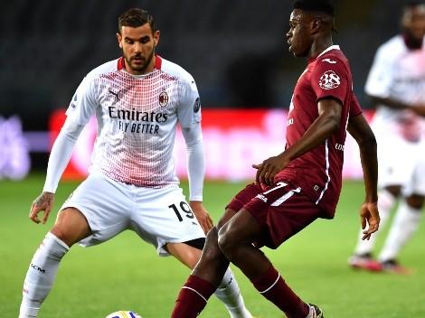 ¿Cuándo juega el AC Milán contra el Torino por Serie A?