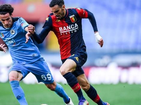 Genoa de Pablo Galdames visita al Spezia Calcio por la Serie A: Hora y TV