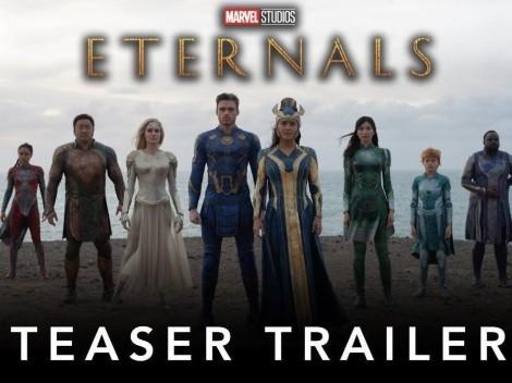 ¿En qué fecha se estrena 'Eternals' en los diferentes cines del país?