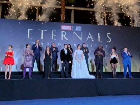 ¿Dónde encajan los Eternos en el timeline del Universo de Marvel?